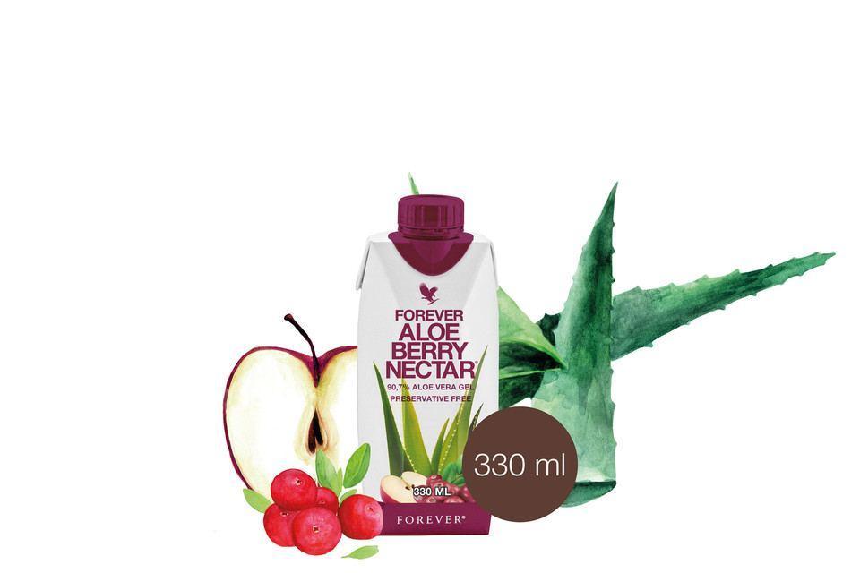Forever Aloe Berry Nectar 330ml 73512 300x200 - 330ml Forever Aloe Berry Nectar™