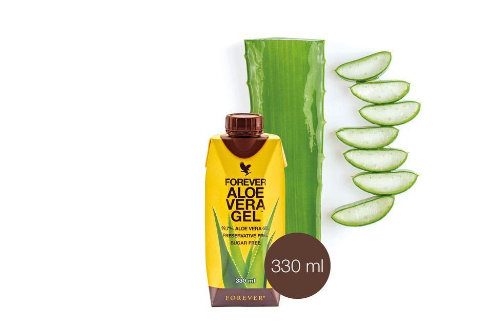 Forever Aloe Vera Gel 330ml 00716 300x200 - 330ml Forever Aloe Vera Gel™