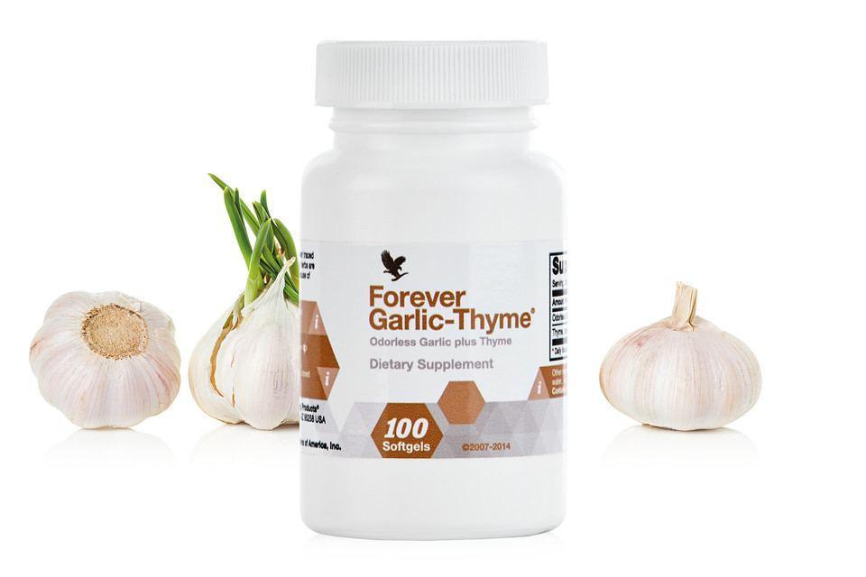 Forever Garlic Thyme